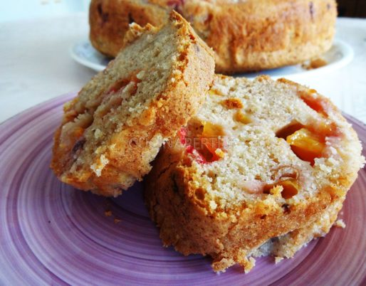 """Torta alle Prugne """"Old Style"""""""