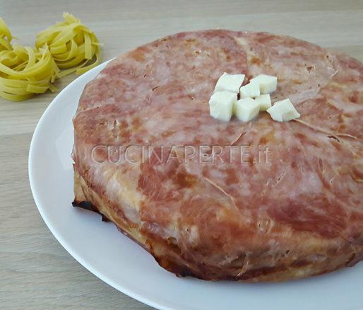 Crostata salata