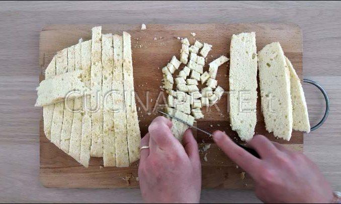 preparazione torta