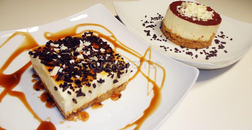 Cheesecake alla Vaniglia