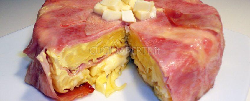 Crostatadi Tagliatelle