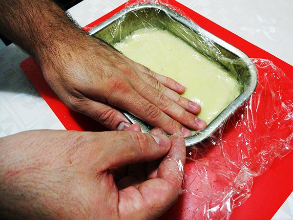 Pellicola sulla crema