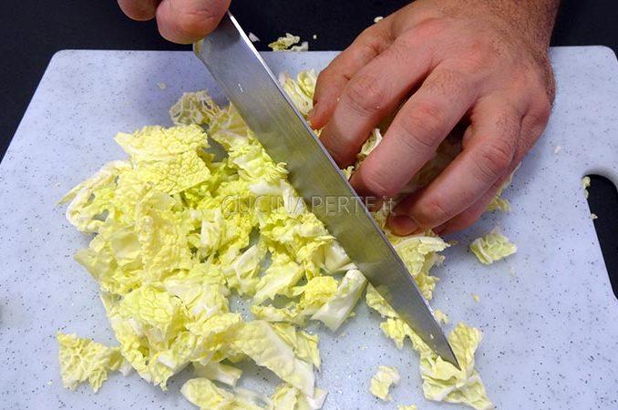 Tagliare a coltello