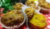 Muffin vegani alla zucca