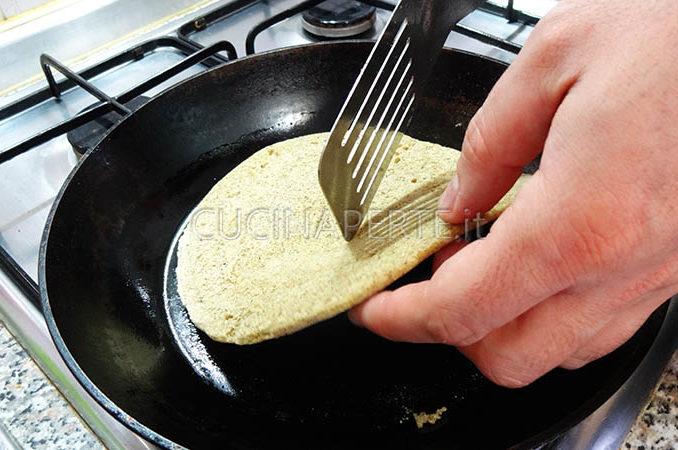 Girare i pancake