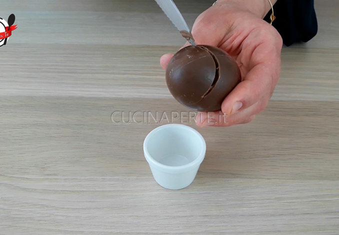 ovetto di cioccolato