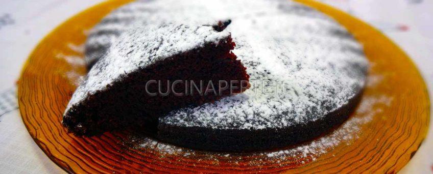 Torta crazy cake