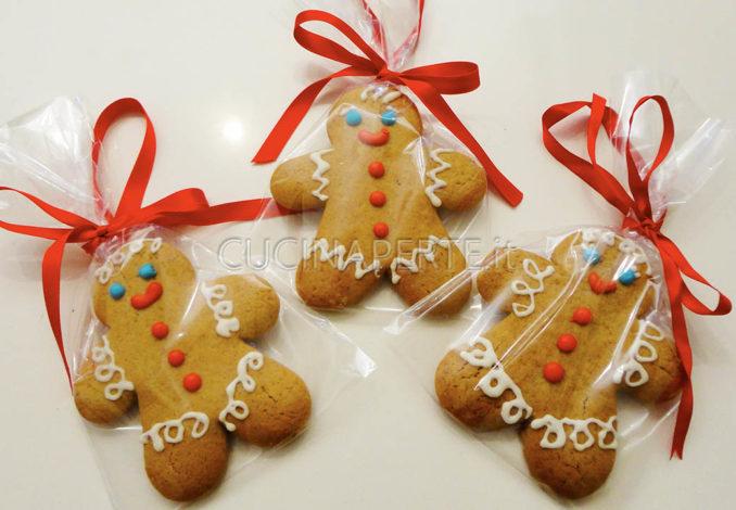 Omino di Pan di Zenzero Gingerbread
