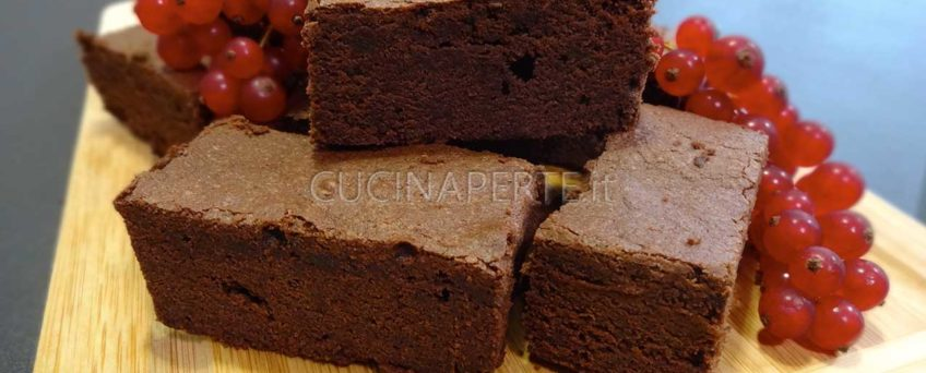 Brownies veloci pronti