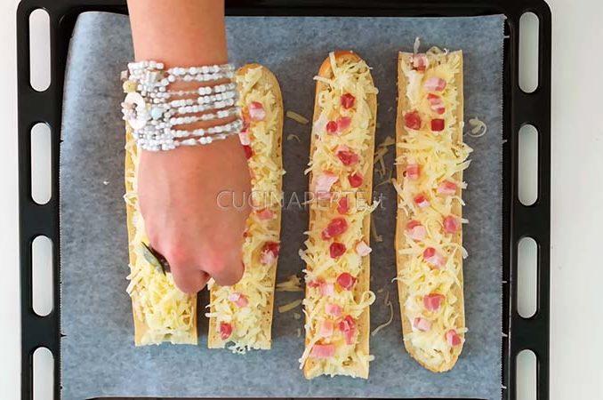 baguette al forno