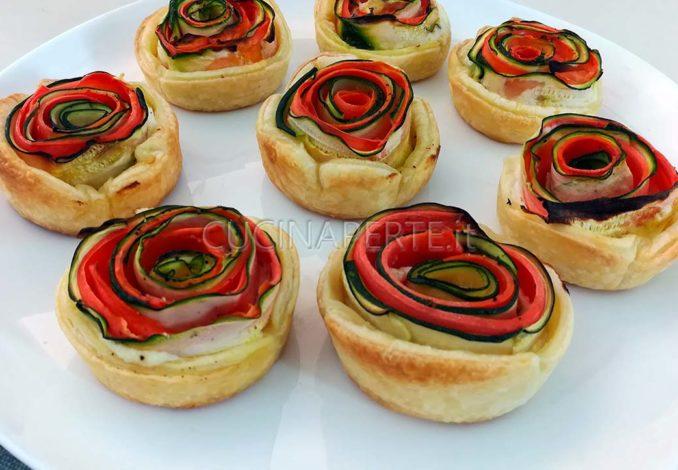 Tortini Salati Cotti