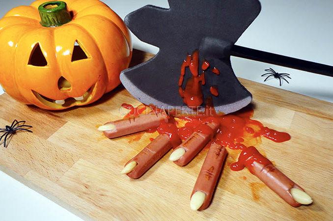 Ricetta creativa per Halloween