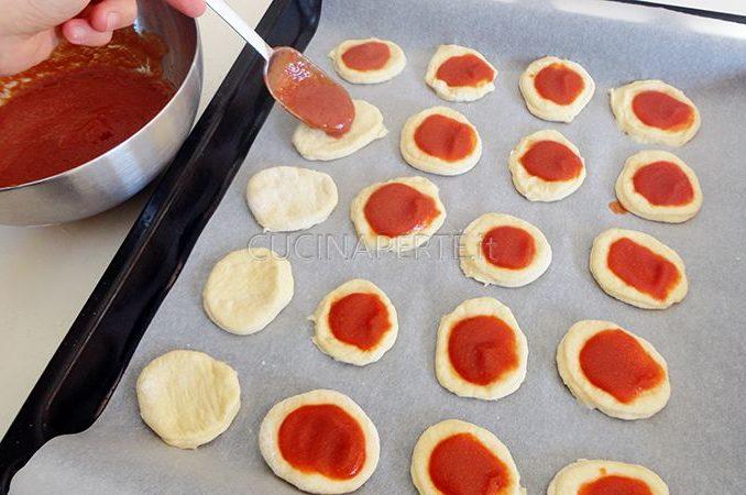 farcitura pizzette
