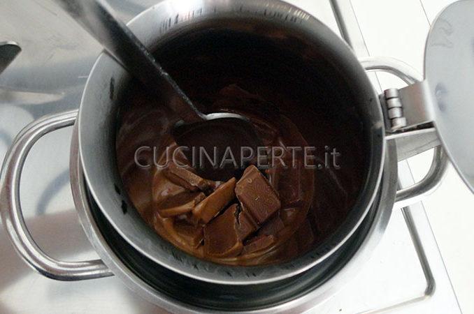 Sciogliere il Cioccolato