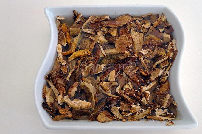 Ammolare i funghi