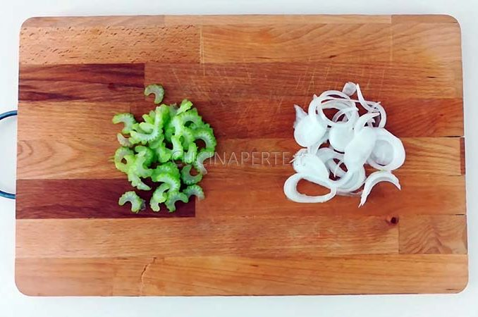 Cipolla e Sedano