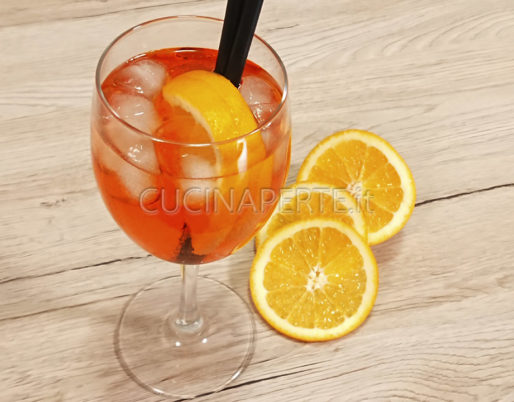 Spritz Veneziano ricetta IBA