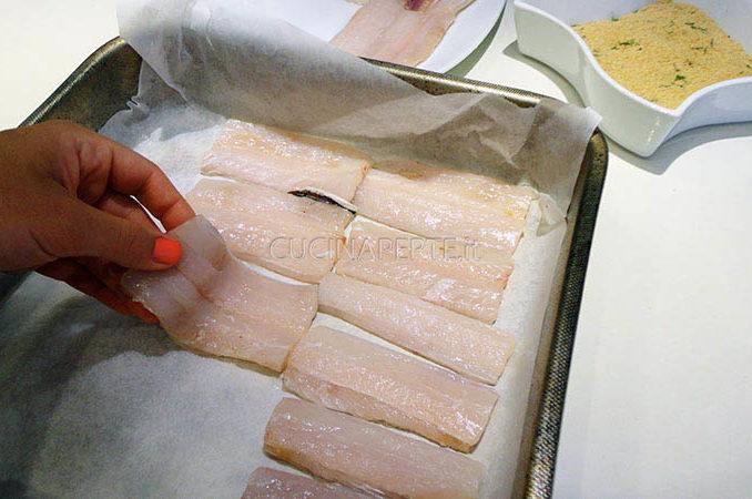 teglia in forno