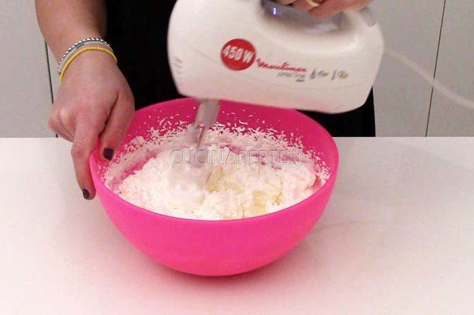 Montare la crema