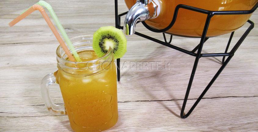 Cocktail multivitaminico