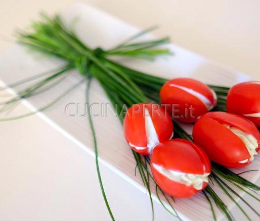 Tulipani di pomodoro