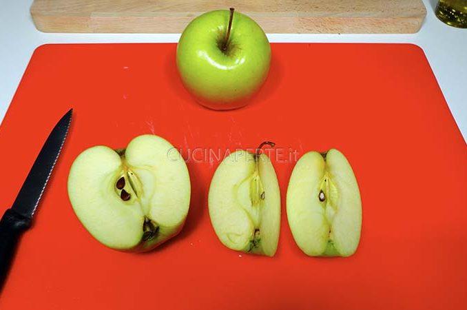 Spicchi di mela