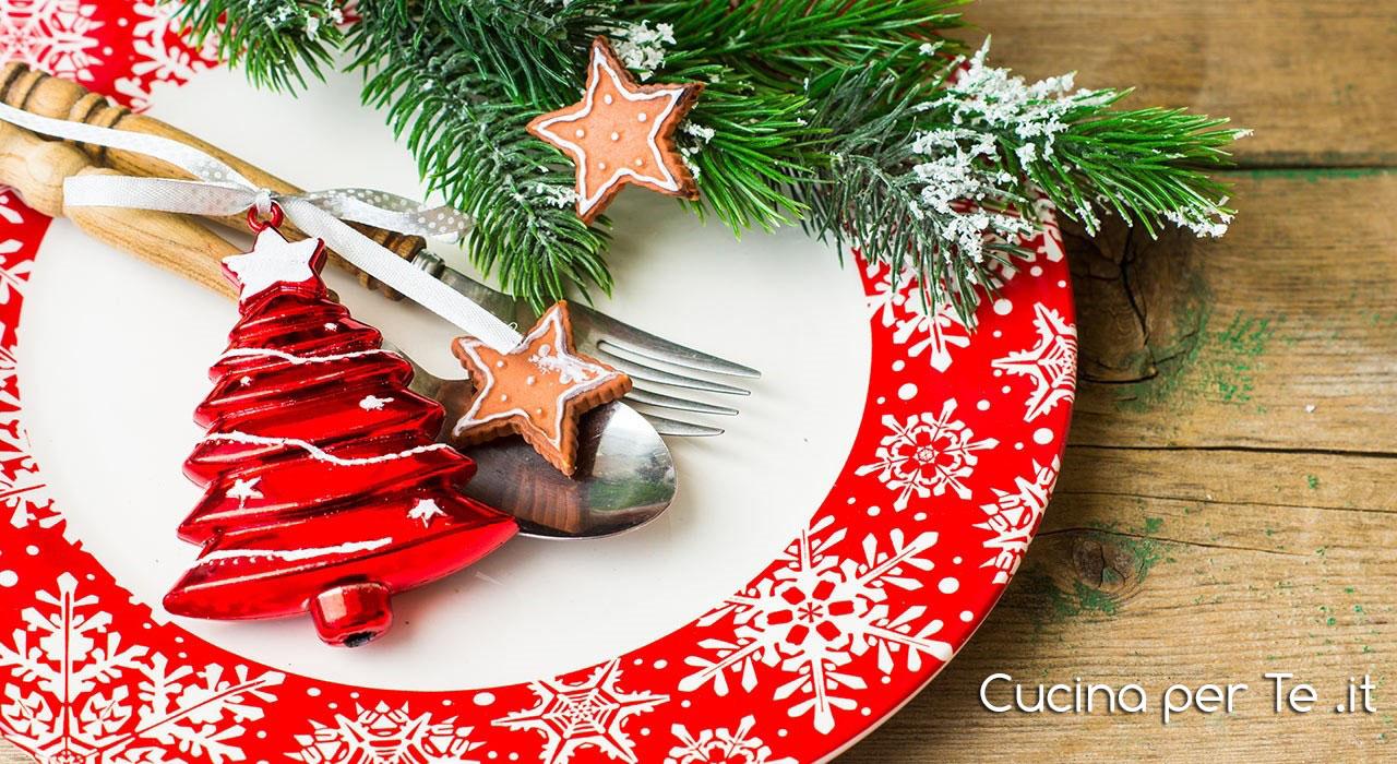 Menu Cenone Vigilia Di Natale.Menu Di Natale Cena Della Vigilia Cucina Per Te