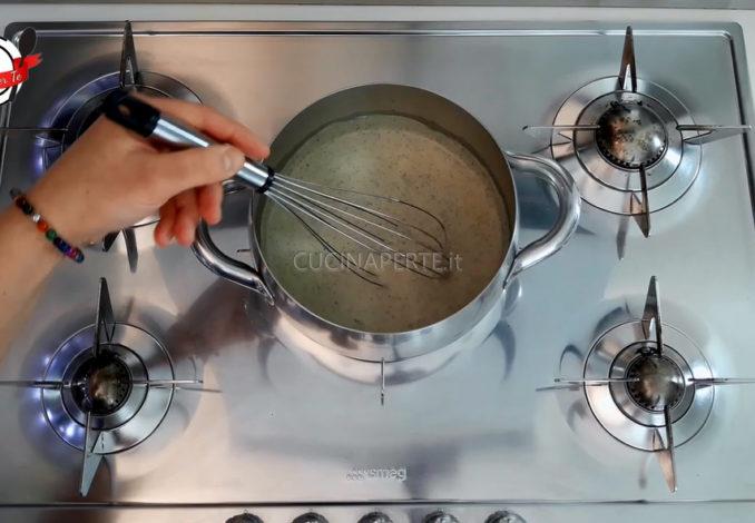 Besciamella Vegetariana