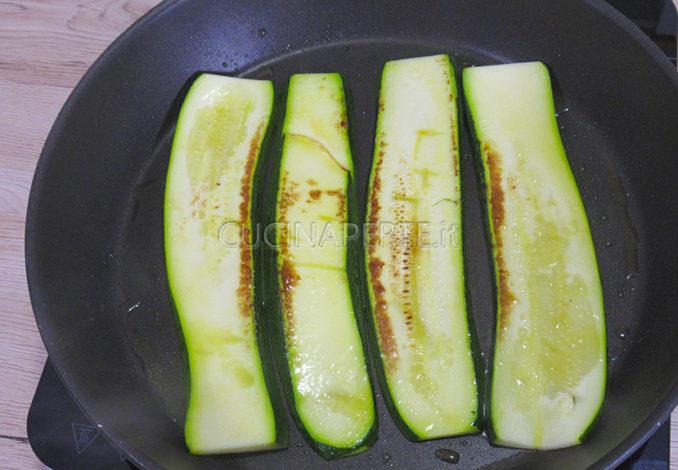 Cuocere zucchine