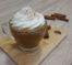 Italian pumpkin spice latte