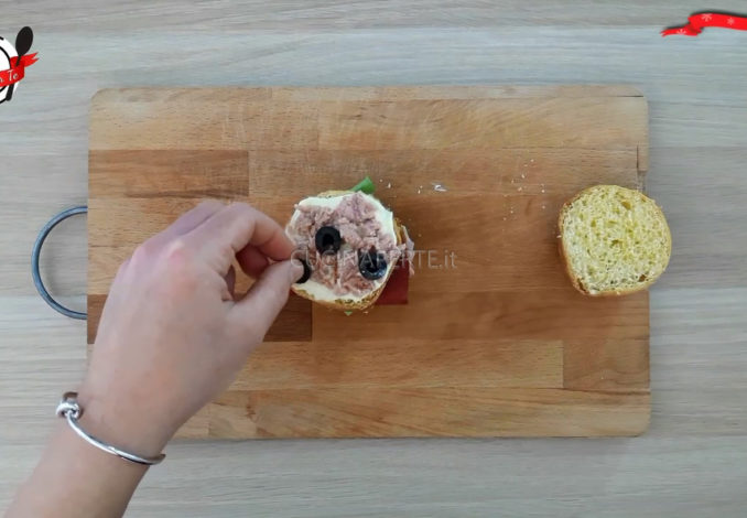 Farcitura Panettone Salato