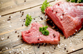 lavare la carne