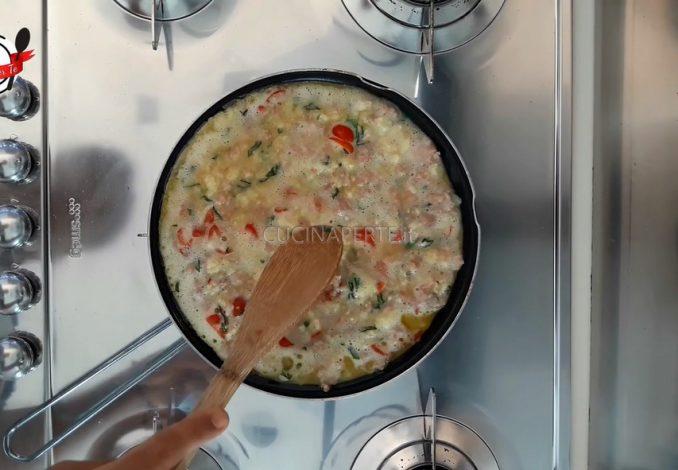 Ricetta a base di uova