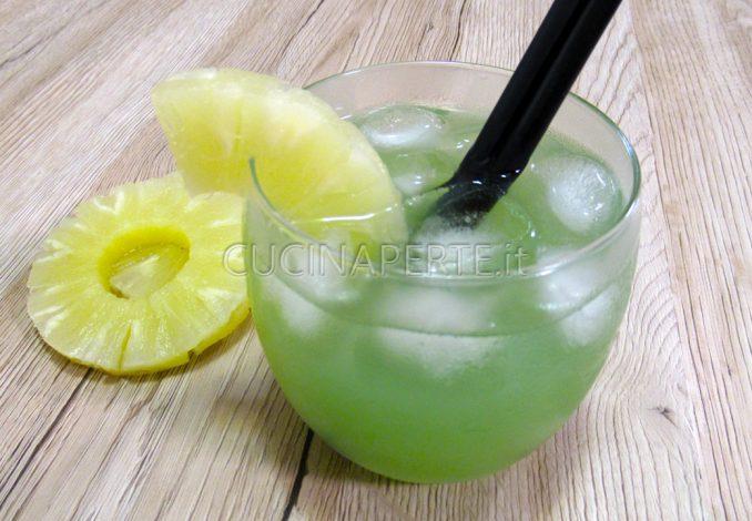 Cocktail Laguna Verde
