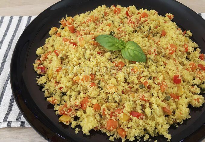Ricetta Vegana Vegetariana